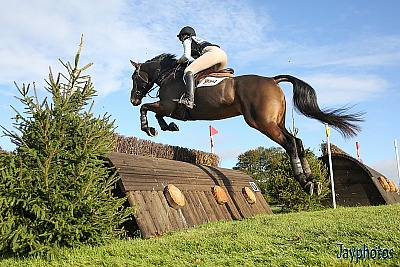 Bicton Horse Trials BE100 & Novice Thursday 22nd Oct 2020