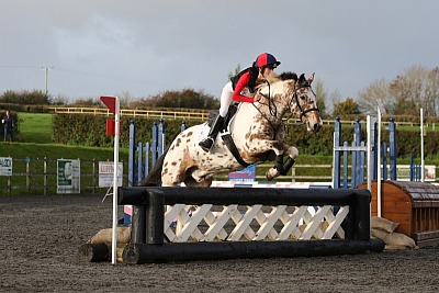 NSEA Eventer Challenge at Pontispool: Sun 1st Nov 2020
